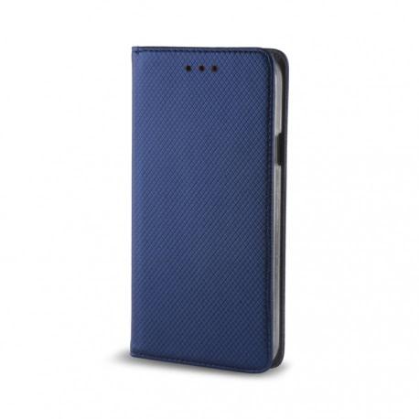 Husa LG X-Power 2 - Smart Magnet (Bleumarin)