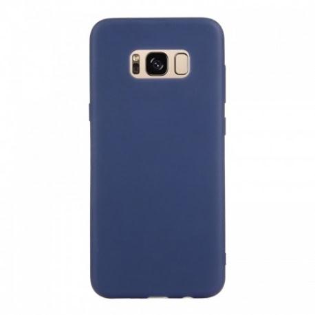 Husa SAMSUNG Galaxy S8 Plus - UltraSlim Mat (Bleumarin)