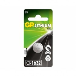 Baterie GP Lithium 3V CR1632-7C5 (Ø 16 x 3.2mm)