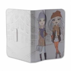 "Husa Universala Tableta 7-8"" (Girls)"
