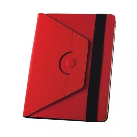 """Husa Universala Tableta Orbi 360 Grade (7-8"""") (Rosu)"""