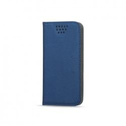 """Husa Universala  - Smart Magnet (5.5 - 5.7"""") (Albastru)"""