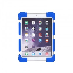 "Husa Tableta Silicon Defender (9 - 12"") (Albastru)"