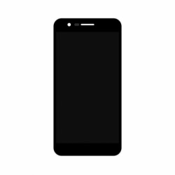Display Original LG K10 2017 (Negru)