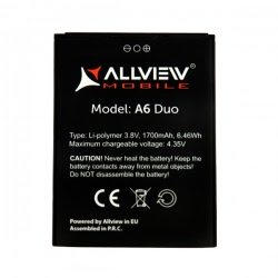 Acumulator Original ALLVIEW A6 DUO / C6 DUO (1700 mAh)