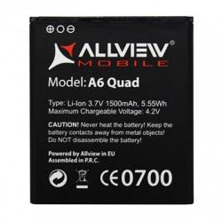 Acumulator Original ALLVIEW A6 QUAD (1500 mAh)