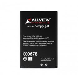 Acumulator Original ALLVIEW SIMPLY S5 (1280 mAh)