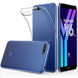 Husa HUAWEI Y6 2018 - Ultra Slim (Transparent)