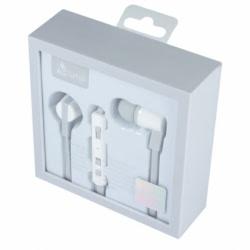 Casti Audio cu Microfon (Alb) ACURA CU-1020