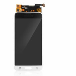 Display LCD + Touchscreen Original SAMSUNG Galaxy J3 2016 (Alb)
