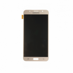 Display LCD + Touchscreen Original SAMSUNG Galaxy J7 2016 (Auriu)