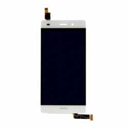 Display LCD + Touchscreen HUAWEI P8 Lite (Alb)