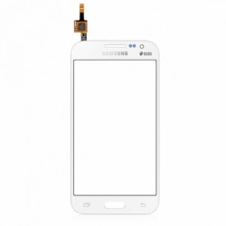 Touchscreen SAMSUNG Galaxy Core Prime (Alb)