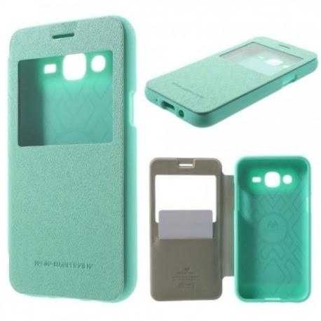 Husa APPLE iPhone 5\5S\SE - WOW Mercury (Menta)