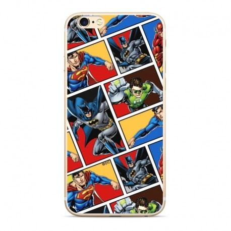 Husa APPLE iPhone X - Justice League (Liga Dreptatii) 001