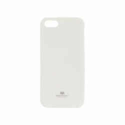 Husa APPLE iPhone 6\6S - Jelly Mercury (Alb)