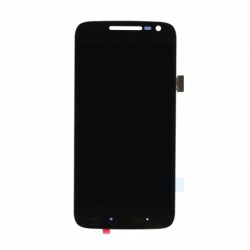 Display + Touchscreen si Rama LENOVO Moto G4 (Negru)