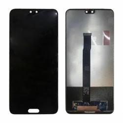 Display + Touchscreen HUAWEI P20 (Alb)