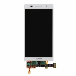 Display + Touchscreen HUAWEI P6 (Alb)