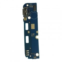 Circuit de Incarcare (Tip C) + Vibrator si Microfon - ALLVIEW V2 Viper X+