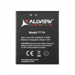 Acumulator Original ALLVIEW P7 LITE (2300 mAh)