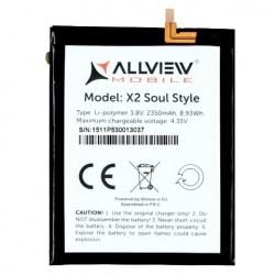 Acumulator Original ALLVIEW X2 SOUL STYLE / STYLE+ (2350 mAH)