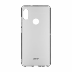 Husa XIAOMI RedMi Note 5 \ Note 5 Pro - Jelly Roar (Transparent)
