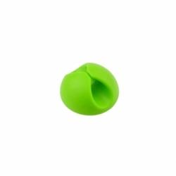 Suport Clipper pentru Cablu USB (Verde)
