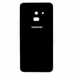 Capac de Spate Original pentru SAMSUNG Galaxy A8 2018 (Negru)