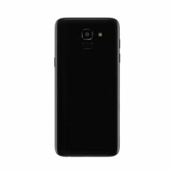 Capac de Spate pentru SAMSUNG Galaxy J6 2018 (Negru)