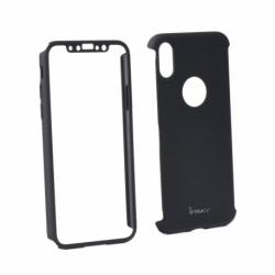 Husa APPLE iPhone X - Ipaky Classic (Negru)