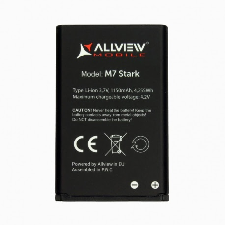 Acumulator Original ALLVIEW M7 STARK (1150 mAh)