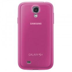 Husa Originala SAMSUNG Galaxy S4 - Protective Cover (Roz)