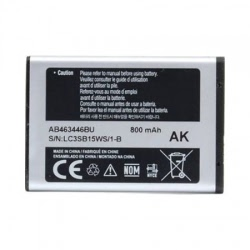 Acumulator Original SAMSUNG AB463446B (800 mAh) Bulk