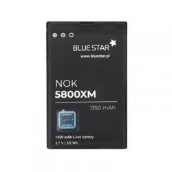 Acumulator NOKIA 5800 BL-5J (1350 mAh) Blue Star