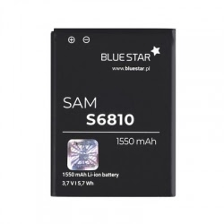 Acumulator SAMSUNG Galaxy Fame S6810 (1550 mAh) Blue Star