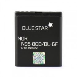 Acumulator NOKIA N95 8GB BL-6F (1400 mAh) Blue Star