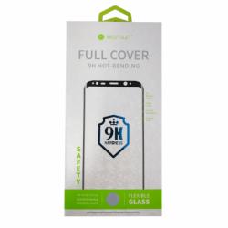 Folie 5D Flexibila Samsung Galaxy S8 (Negru) Nano Full Glue  BESTSUIT