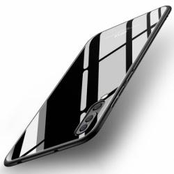 Husa Huawei P20 Pro - MSVII Glass (Negru)