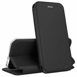 Husa Samsung Galaxy J4 Plus 2018 - Forcell Elegance (Negru)