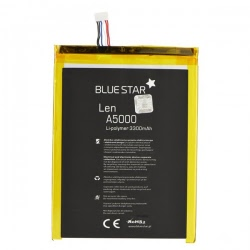 Acumulator LENOVO Idea Tab A1000 / A3000 / A5000 (3300 mAh) Blue Star