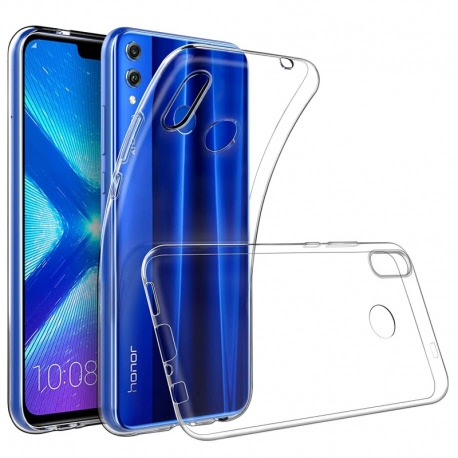 Husa HUAWEI Honor 8X - Ultra Slim (Transparent)