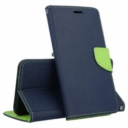 Husa SAMSUNG Galaxy S10e - Fancy Book (Bleumarin)