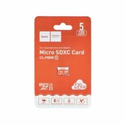 Card MicroSD 128GB (Clasa 10) Hoco