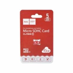 Card MicroSD 16GB (Clasa 10) Hoco