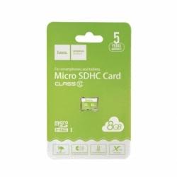 Card MicroSD 8GB (Clasa 10) Hoco