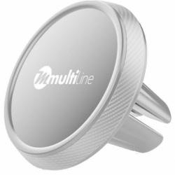Suport Auto Universal Magnetic pentru Ventilatie (Gri) MultiLine