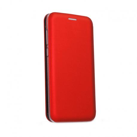 Husa SAMSUNG Galaxy J4 Plus 2018 - Forcell Elegance (Rosu)