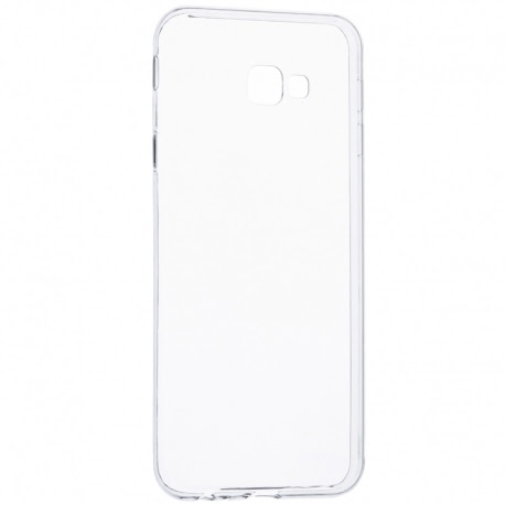 Husa SAMSUNG Galaxy J4 Plus 2018 - Silicon Armor (Transparent) LIVON