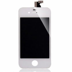 Inlocuire LCD + Panou Touch APPLE iPhone 4S (Alb)
